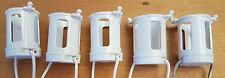 5 X Starterholder for Fluorescent switchstart fittings (caged type)