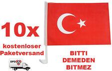 Nationalmannschaften Fußball-fahnen / Wimpel aus Türkei