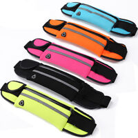 Sports Running Belt and Travel Fanny Pack for Jogging, Cycling and Outdoors