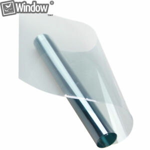 High Heat Rejection Solar Tint Film VLT 80% Blue Nano Ceramic Film Window Tint