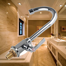 Contracted Water Tap Basin Kitchen Bathroom Bath Wash Basin Faucet Chrome
