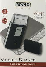 Wahl Mobile Shaver -Mobiler Rasierer Soft Touch Gehäuse