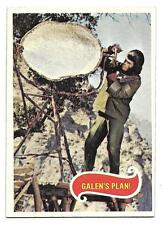 PLANET OF THE APES MOVIE CARD NO 37 GALEN'S PLAN! TOPPS EXMINT+ 5121