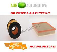 DIESEL SERVICE KIT OIL AIR FILTER FOR OPEL SIGNUM 1.9 101 BHP 2005-08