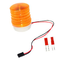 1/14 Scale RC Car Truck Orange LED Rotating Flash Lights for Axial SCX10 D90