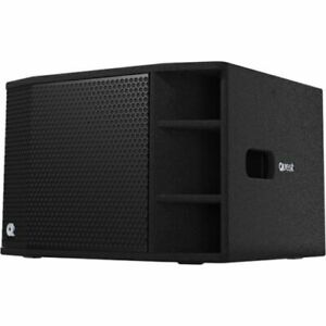 Quest Compact Passive Sub-Bass 600W Subwoofer 1Yr Wty