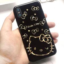 Iphone X / Iphone 10 Hello Kitty, Minion, Little Twin Stars Soft TPU Case