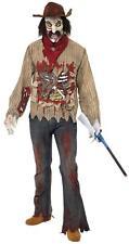 Zombie Cowboy Adult Costume Size Medium