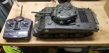 1/16th 2.4Ghz Radio controlled Taigen M4A3 Sherman Medium Metal Tank
