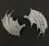 -- VARGHEIST WINGS -- dragon bat vampire model daemon d&d kitbash warhammer bits