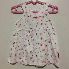 EUC:  Kid Basix white floral dress