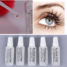 5pcs Beauty Pro False Eyelashes Glue Fake eye lash Adhesive Eye Cream Trendy