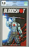 Bloodshot #1 CGC 9.8 Sajad Shah Virgin Edition Variant Cover Planet Awesome