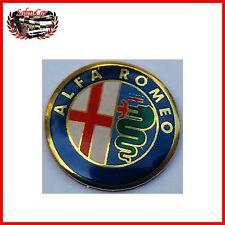 Fregio per chiave e telecomando Alfa Romeo  – diametro 15 mm - 147 159 Mito
