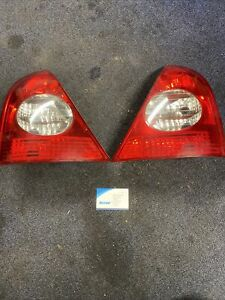 Renault Clio MK2 Rear Brake Lights Pair - Without Bulb Holders