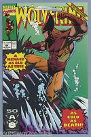 Wolverine #44 1991 Peter David Larry Stroman Marc Silvestri Marvel Comics
