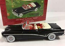 Hallmark Ornament 1953 Buick Roadmaster Skylark Roadster Convertible Keepsake