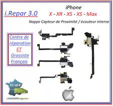 nappe capteur proximité-écouteur interne iphone - apple  x - xs - xr - xs max