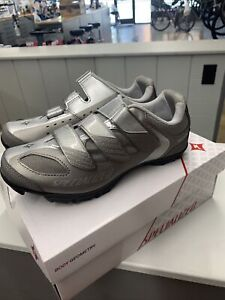 Specialized Riata Womens Cycling Shoes 39 New Old Stock