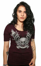 Harley-Davidson Long Sleeve Graphic T-Shirts for Women