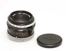 Canon FL 50 mm f/1.8 #631347