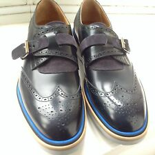 Paul Smith Slip Ons Round 100% Leather Formal Shoes for Men