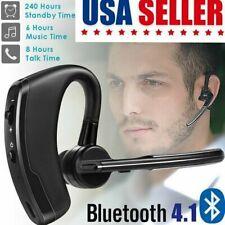 Mpow Bluetooth Headset Handsfree Wireless Earpiece Earphone Microphone Earbud
