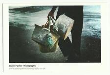 Seashore, beach & buckets postcard (Helen Palmer Photography)