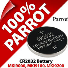Parrot CR2032 BATTERIE POUR MKI9000 MKI9100 MKI9200 Original Authentique