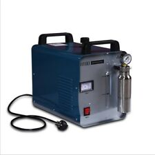 95L/H Oxy-Hydrogen Generator Water Welder H180 Acrylic Flame Polisher 220V