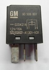 SAAB TYCO GM RELAY 90508807 TESTED 6 MONTH WARRANTY  FREE SHIPPING! SB1