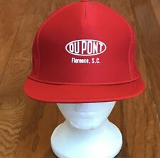 Brand New Without Tags Vintage Nissin Cap DuPont SnapBack