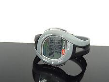 MIO Motiva Petite Heart Rate Calorie Monitor Black/Light Grey Band Women's Watch