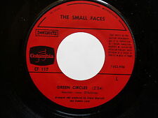 the SMALL FACES Green circles / itchycoo park CF117