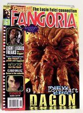 """""""FANGORIA"""" Magazine Issue #213 (June, 2002) DAGON, VERSUS, INFESTED and more"""