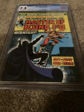 SPECIAL MARVEL EDITION #16  CGC 7.5 2ND APP. SHANG-CHI-MARVEL COMICS 1974- MOVIE