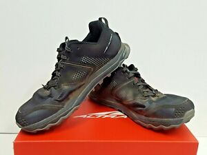 ALTRA LONE PEAK 5 Men's TRAIL Running Shoes Size 9 USED