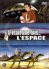 IL ETAIT UNE FOIS L'ESPACE VOLUME 5 /*/ DVD DESSIN ANIME NEUF/CELLO