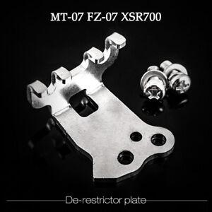 For Yamaha MT-07 FZ-07 XSR700 2014-2020 2019 2018 De-restrictor Plate Restrictor