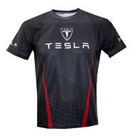 Tesla Model t-shirt camiseta maglietta / Model 3 S X Y roadster Travel Футболка