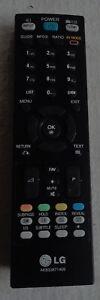 LG AKB33871409 TV afstandsbediening remote control Fernbedienung telecommande OK
