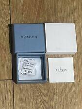 Genuine Original Skagen Jewellery Ring Earrings Presentation Gift Box Case