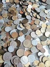 Lot - Monnaies Vrac MONDE kilos