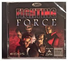 Fighting Force Pc Brand New XP
