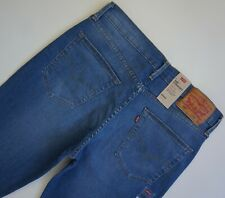LEVI'S 516 STRAIGHT FIT Jeans Men's, Authentic BRAND NEW (505160041)