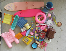 BIG Lot of Barbie Doll Accessories Parts and Pieces LOOK