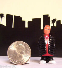 1- RARE Lil Homies Series # 5 Pinoy Cholo Gangster Vato Diorama Figurine Figure