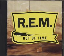 R.E.M. - Out of time - CD U.S.A. 1991 COME NUOVO UNPLAYED