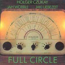 Full Circle by Holger Czukay Jah Wobble Jaki Liebezeit (GERMAN iMPORT CD, 1992)