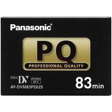 1 Panasonic PD170 Pro 83 minutes Mini DV tape for Sony VX2000 VX2100 PD150